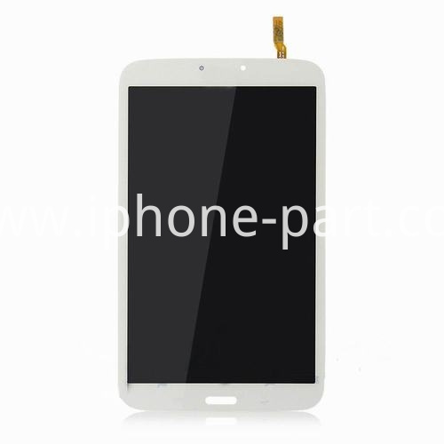 t311 screen white