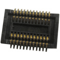 0,4 mm Board to Board-connector Vrouwelijke paring Height = 1,0 mm