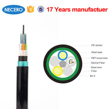 G652D fiber type 1-96 core outdoor dust optical fiber cables