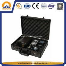 Case d'appareil photo numérique bon marché en aluminium avec ceinture de sac à dos