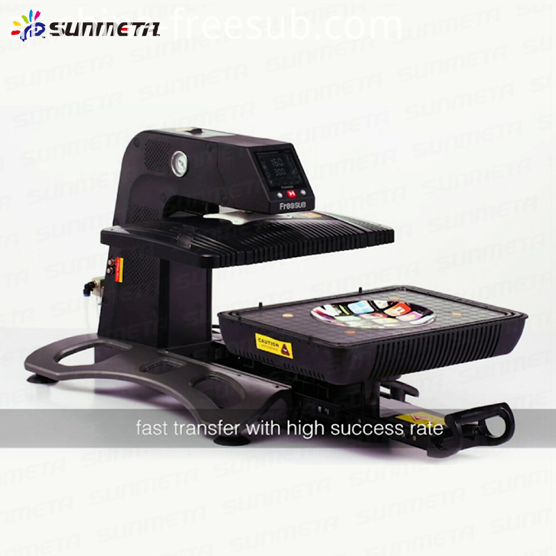 FREESUB Sublimation Heat Press Customised Phone Cases Machine