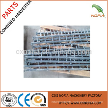 Helical Blade Mixer for Combined Harvester