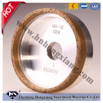 High Quality Continuous Diamond Grinding Wheel for Glass