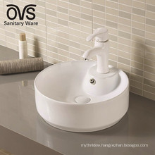 ceramic table top basin bathroom sink