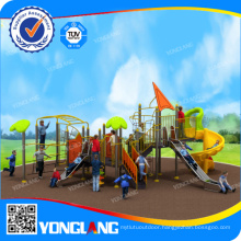 Kids Outdoor Natural Playground Equipment (YL-J070)