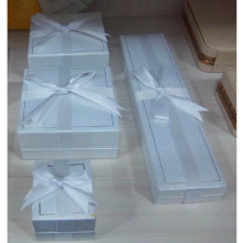 Paper Wrapped Plastic Jewelry Display Boxes Wholesale (BX-P-PX Serie)