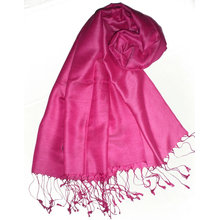 Мода 60% шелк 40% акрил Silk Tudung