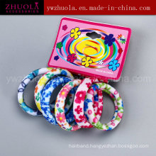 Printed Elastic Hair Loop Wholesale