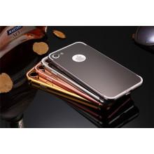 Металлический чехол для iPhone с 24-каратным покрытием (7 Plus 6s Plus)