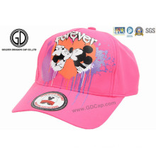Kids Baby Trucker Hat Caps with Cartoon Screen Printing & Sunglasses