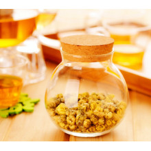 Borosilicate Glass Food Storage Jar for Cookies and Dry Foods / Glass Storage Jar