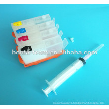 4 color inkjet cartridge for HP 5510 5515 6510 B010a B109a B109d B109f B110a B110c B110e B209a printer for hp 364