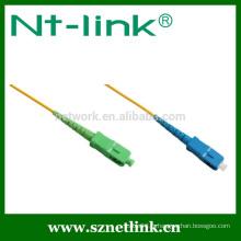 Cordon de raccordement à fibre optique SC simplex