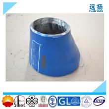 Réducteur excentrique en acier allié soudé à la butée haute qualité