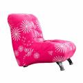 Metal Legs Single Functional Children Sofa Chair