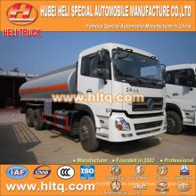 Nuevo DONGFENG 6X4 camión de combustible 22000L precio barato en China