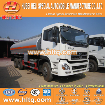 new DONGFENG 6X4 fuel truck 22000L cheap price made in China