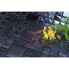 Titanium Blue Color Modern Crystal Mosaic (TC362)