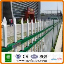 Powder coated Zinc Steel Tubular Fence for 2015