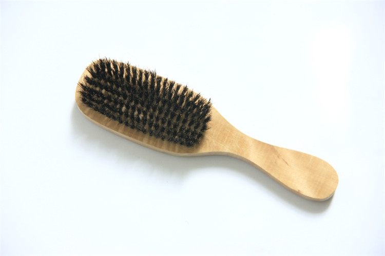 brush sample of Hair Brush Drilling and Tufting Machine