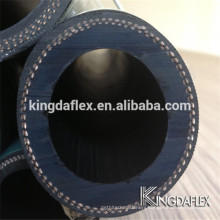 Textile Reinforced Low Temperature Bulk Material Rubber Suction Hose 3 Inch