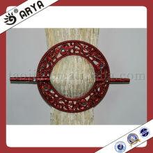 Rond en résine Rideau Crochet Bouchon, Rideau Clip pour rideau Décoration et Rideaux