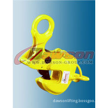 Tms Horizontal Lifting Clamp with Lock Device (Wll0.5t-5t.)