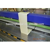 25mm thickness automatic Plastic Sheet Bending Machine for sale