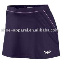 Marca de tenis cómodo usa faldas al por mayor