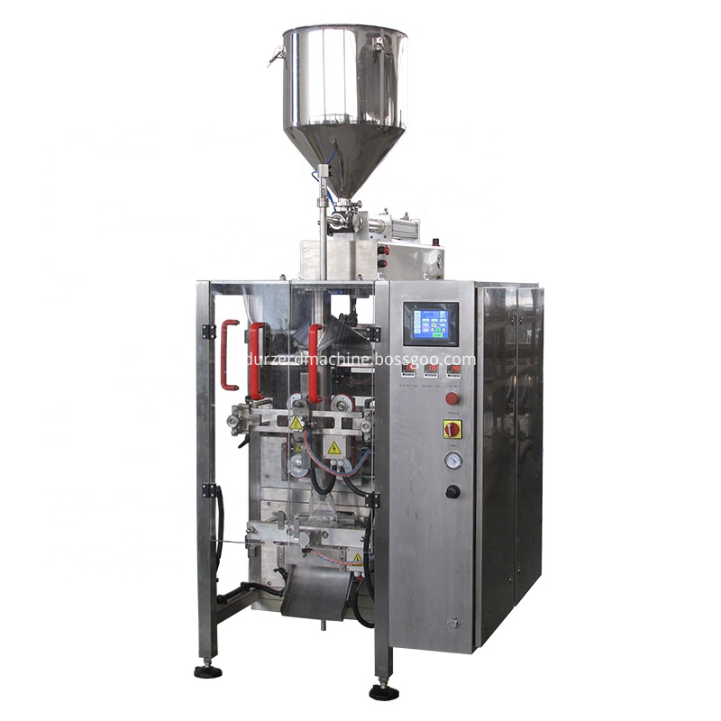 paste filling and sealing machine