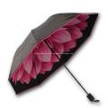 Guarda-chuva Dobrável de Qualidade Dupla Personalizada - 95.5CM Arc