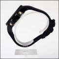 3ATM waterproof with rotating bezel factory direct high-quality silicon watch man japan quartz