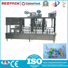 Plastikbox Füll- und Siegelmaschine (RZP)