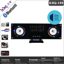 Cheap 1200mAh lithium battery blue tooth speakers