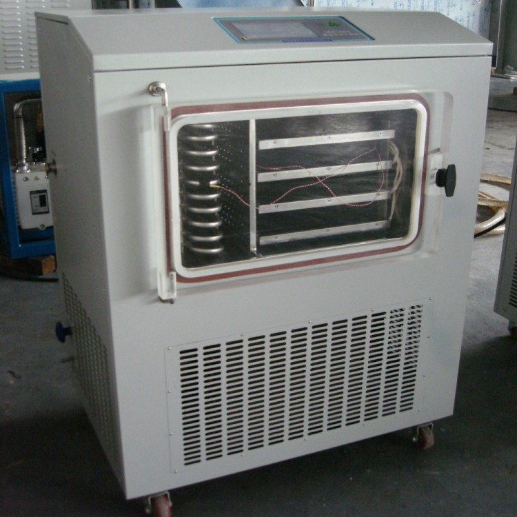 LGJ-30FD vacuum freeze dryer