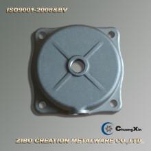 Металл Технология Отливки Алюминиевой Крышкой