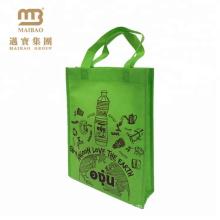 Günstigen Preis Gute Qualität Benutzerdefinierte Eigene Logo Supermarkt Non Woven Eco Taschen China