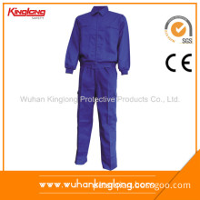Polyester Blue Color Jacket and Pants