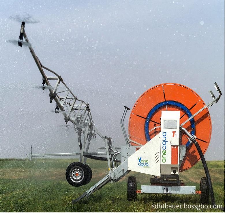 Hose Reel Irrigation Boom Model3