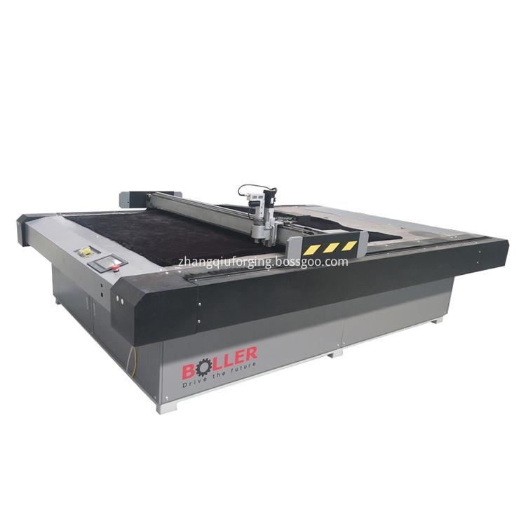 Paper Cardboard Box Creasing Machine