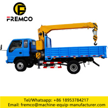 Power Maintenance 8 Ton Crane Truck Mounted