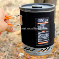 Fire Maple One-Piece Fixed Star X1 Camping Stove Heat Exchanger Pot Cooking Stove & Pot