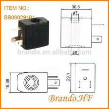 AC 110V Válvula de agua Serie Neumática Solenoide Válvula Bobina
