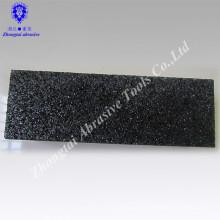 Pierres polies de noir de carbure de silicium de haute qualité