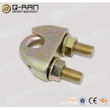 Abrazadera de cable de alambre maleable DIN1142