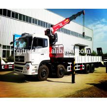 6x4 unidad Dongfeng grúa camión / camión grúa / camión elevador / grúa camión / camión con grúa / pluma grúa
