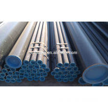 ASTM A53 Galvanized steel pipe / black pipe