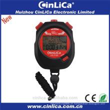HS-2100 100 cronómetro cronógrafo / cronómetro de memória split