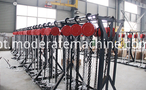 factory chain hoist