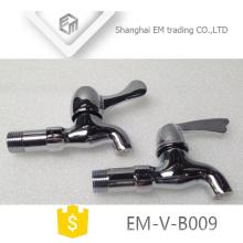 EM-V-B009 Polimento latão bibcock água corpo longo